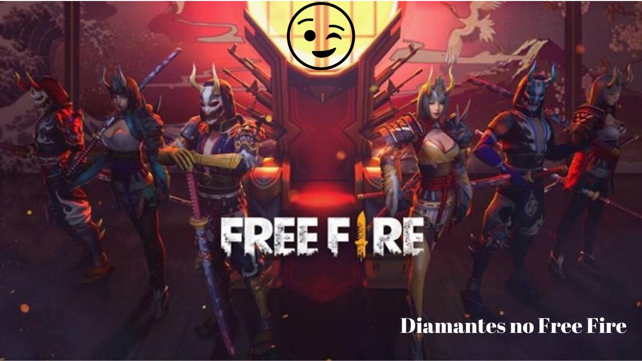 Veja como obter diamantes grátis no Free Fire