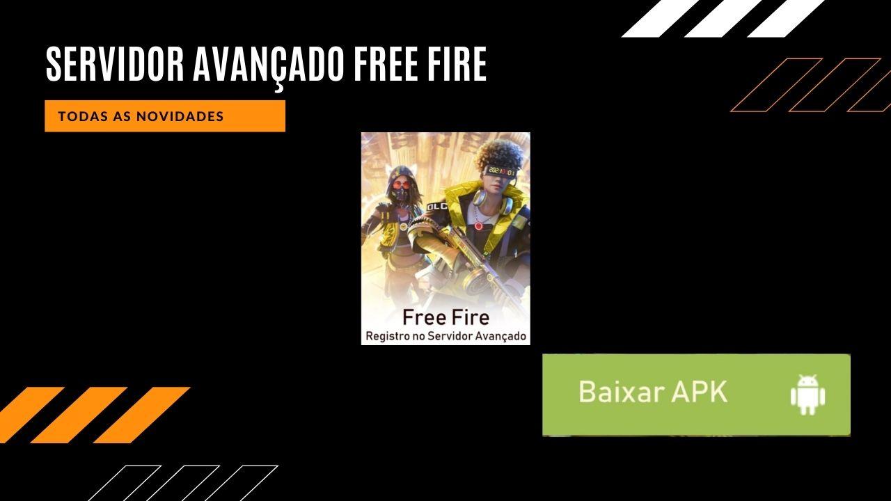 Saiba Todas as Informações do Servidor Avançado Free Fire de Janeiro de 2021