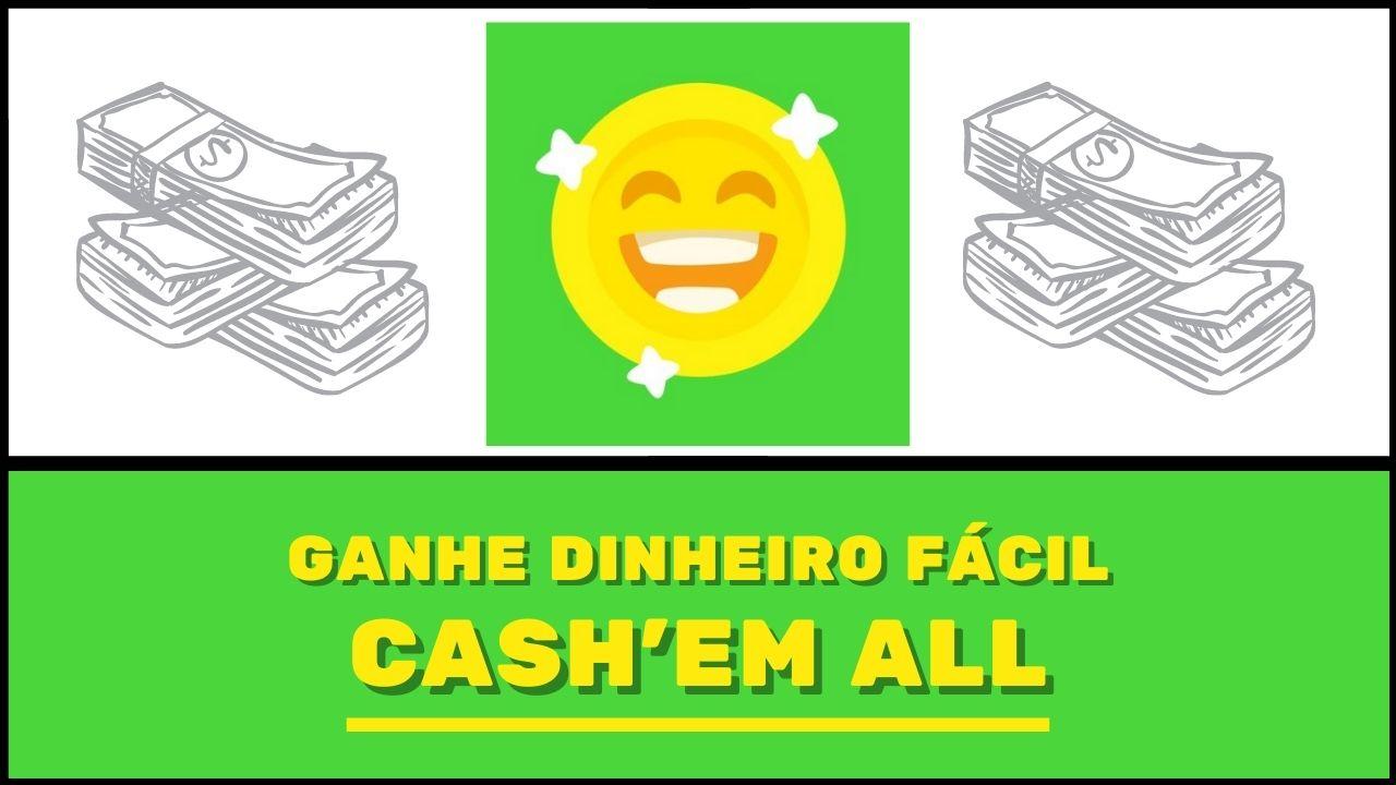 Cash'em All: Aplicativo Para Conseguir Gift Cards